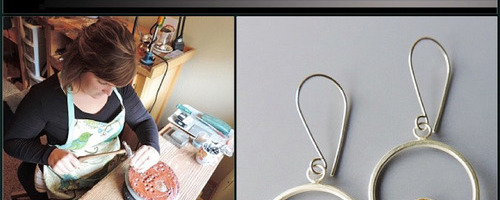 wholesalecrafts featured artist spotlight jewelry handcrafted silver gold
