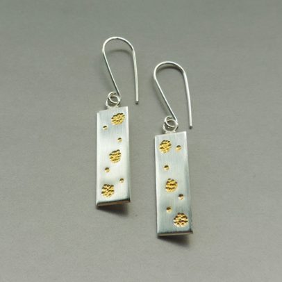 hand crafted silver and gold jewelry for women for everyday wear