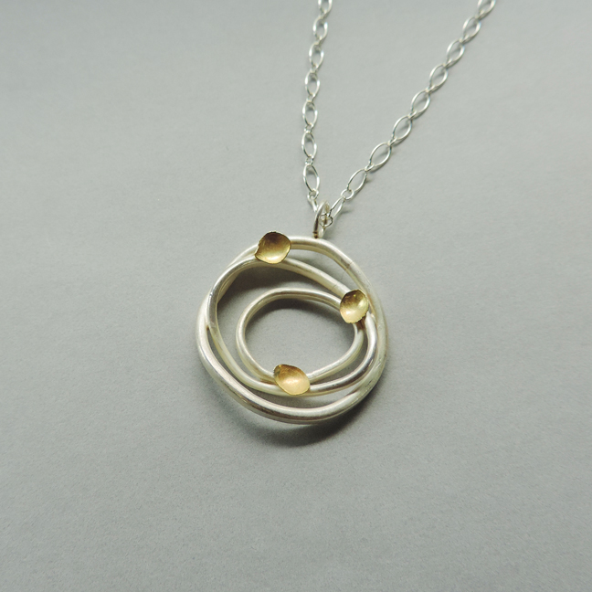 roost necklace mendel jewelry